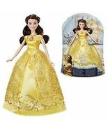 Disney's Beauty & The Beast Enchanting Melodies Belle Doll, Hasbro - £27.69 GBP