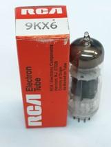 Rca 9KX6 Electron Tube - $9.69