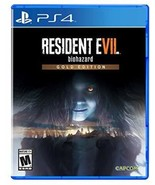 Resident Evil 7 Biohazard Gold Edition - PlayStation 4 [video game] - $27.46