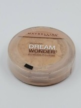 Maybelline  New York Dream Wonder Faces Powder #75 Pure Beige New with Defects  - $3.78