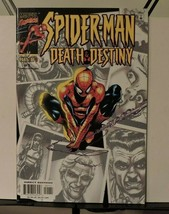 Spider-Man Death and Destiny #1 August 2000 - $4.49