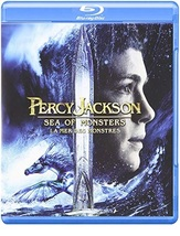 Percy Jackson: Sea Of Monsters [Blu-ray + DVD]