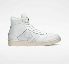 NIB*Converse Pro Leather Mid*Mens*White Croc Emboss * Size 8-13*Sneaker - $150.00