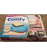 Forever Comfy Combination Cushion - Foam & Gel - VERY GENTLY USED - NICE... - $14.84
