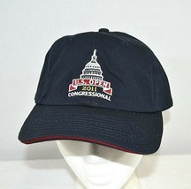 US Open 2011 Congressional USGA Member Blue Baseball Cap Adjustable Back - $19.99