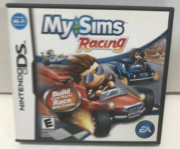 My Sims Racing Game Nintendo DS Videogame Complete - $7.83