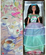Spring Tea Party Barbie 1997 Avon Special Edition Third Series #18658 Ma... - $28.70