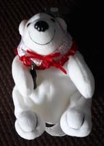 Collectable Coca Cola Plush White Mother Polar Bear - $24.96