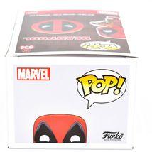 Funko Pop! Marvel Christmas Holiday Deadpool Supper Hero #534 Vinyl Bobble-Head image 6