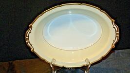 Noritake China Japan Goldora 882 Serving Bowl AA20-2138 Vintage image 2