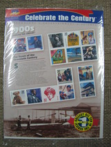 NEW 1990 USPS CELEBRATE THE CENTURY - UNOPENED SEALED PACKAGE - $7.00