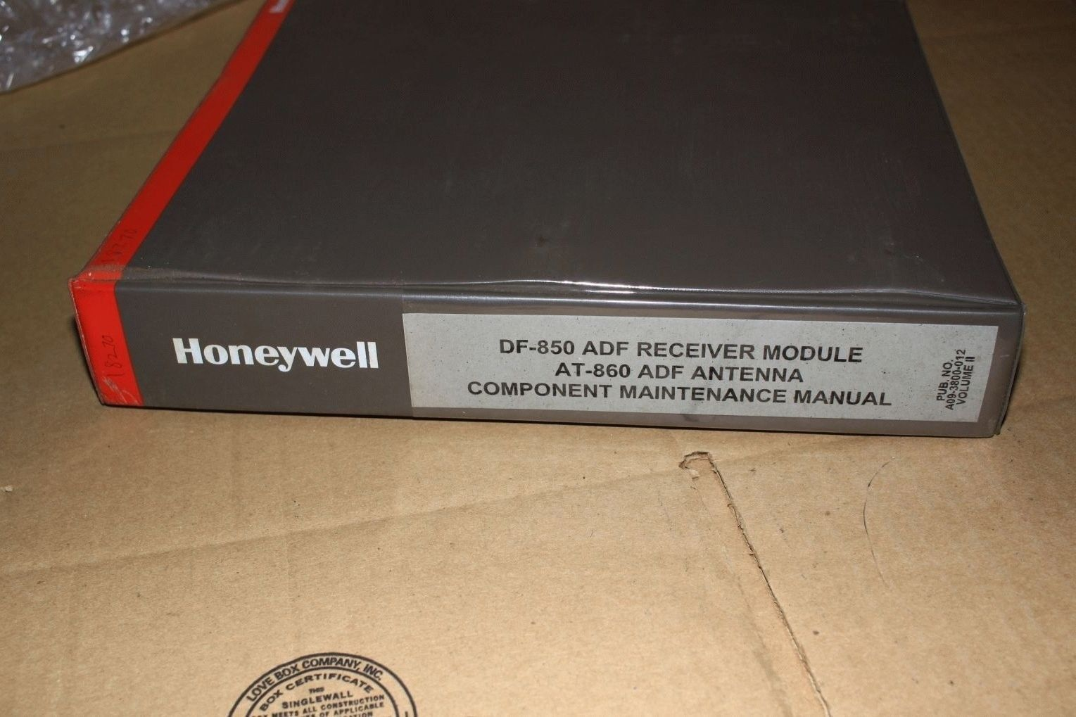 Honeywell DF-850 ADF Receiver AT-860 Antenna and 50 similar