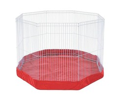 8 Panel Play Pen Mat - Assorted Colors - $37.43