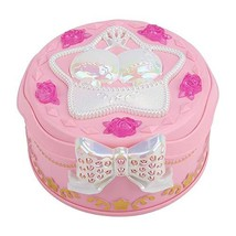 Music Boxes for Girls, Round Music Box for Girls with Mirror, Miniature ... - $14.79