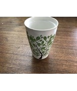 Tea Forte KATI Single Cup Loose Leaf Brewing System Green Leaves Tumbler - $18.99