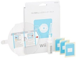 Nintendo Official Wii Lens Cleaner Set Cleaning Kit JP - $122.50