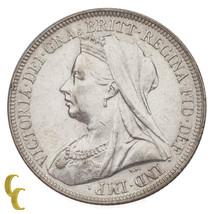1893 Great Britain Shilling Silver Coin in XF, KM# 780 - $64.35