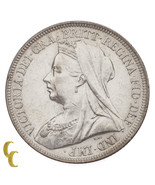 1893 Great Britain Shilling Silver Coin in XF, KM# 780 - $84.47 CAD