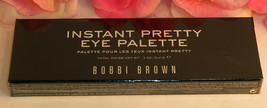 New Bobbi Brown Instant Pretty Eye Palette 6 Eye Shadow Shades Smokey Co... - $46.99