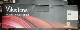 1PK Black 046 CRG-046H Toner For Canon LBP654C LBP652C LBP651C MF735Cdw S1RBT-NO - $10.69