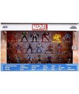 "Marvel 1.65"" Die-cast Metal Collectible Figures 20-Pack - $24.99"