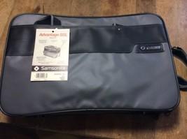 "Vintage Samsonite Advantage SSL 20"" Carry On Travel Luggage KEY-NEW WITH... - $30.68"
