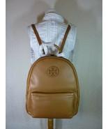 NWT Tory Burch Bark Leather Ella Backpack $395 - $391.05