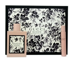 Gucci Bloom Nettare Di Fiori 2 Piece Gift Set Eau De Parfum Intense Spray 100ML - $88.61