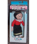 1990 Toy Toons Popeye Olive Oil Stuffed Figure In The Box - $39.99
