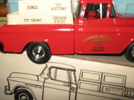 Ertl 1:25 1955 Chevrolet Pickup Bank Hummelstown PA Toy Show-FREE SHIPPING - $25.00