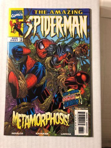 Amazing Spider-Man #437 First Print