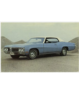 Vintage 1970 Buick Lesabre Dealer Advertising Postcard Ullian Buick Chel... - $8.68