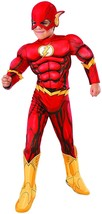 Rubie's Costume DC Superheroes Flash Deluxe Child Costume, Medium - $653,22 MXN