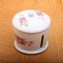 Vintage Giftco Porcelain Potpourri Lidded Bowl Dish Burner - $18.22