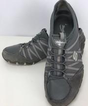 Skechers Shoes Womens Size 821923 Skechers Gray Shoe Slip On Shoes - £21.95 GBP