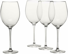 Lenox Tuscany Classics Collection Grand Bordeaux Wine Glasses - Set of 4... - $39.99