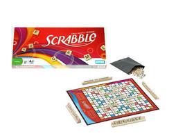 Scrabble Crossword Board Game Hasbro 2007 USA - $24.75