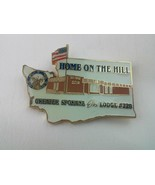 Home on the Hill Greater Spokane Elks Lodge #228 Pin Lapel - $5.27