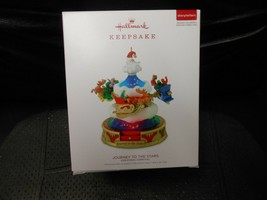 "Hallmark Keepsake ""Journey To The Stars"" 2018 Light, Sound,Motion Orname... - $25.49"
