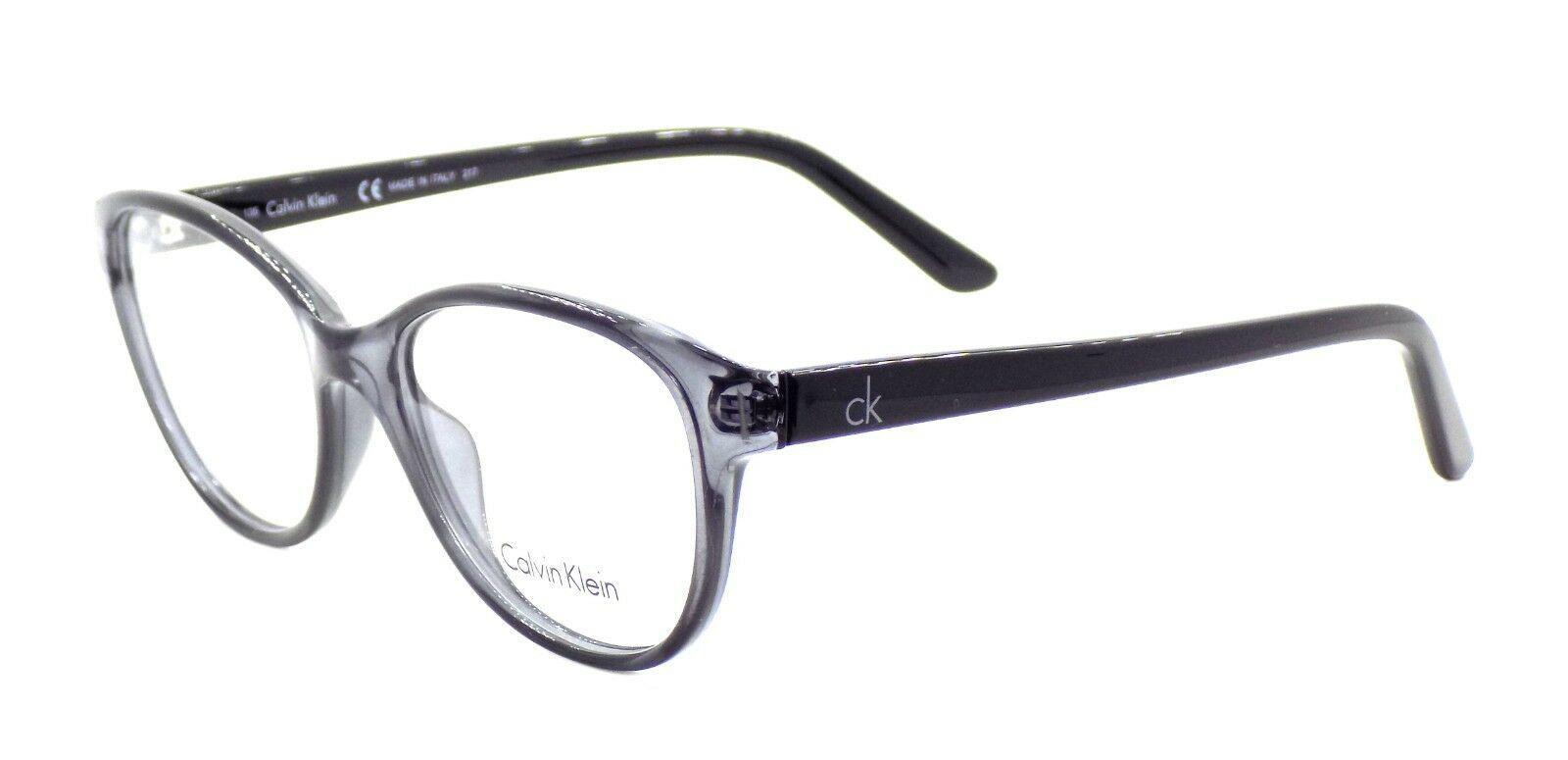 Calvin Klein CK5959 040 Women's Eyeglasses Frames Grey 51-16-135 + Case ITALY