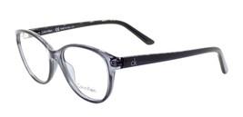 Calvin Klein CK5959 040 Women's Eyeglasses Frames Grey 51-16-135 + Case ... - $62.32