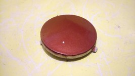 Ford Focus MK1 Towing Eye Cover Burgundy Red 98AB17A989 - $7.22