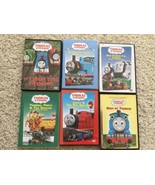 Thomas and Friends Lot of 6 Kid's DVDs Thomas Percy And The Dragon - $18.68
