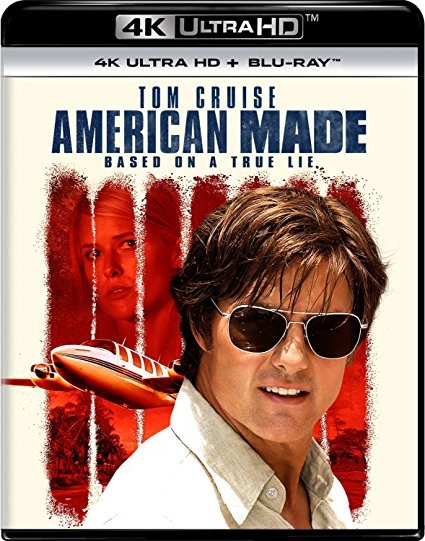 American Made  [4K Ultra HD + Blu-ray]