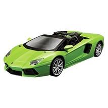 Maisto Assembly Line Lamborghini Aventador Roadster Die Cast Model Kit 1... - $24.17
