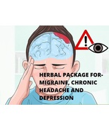 Patanjali Divya MIGRAINE, CHRONIC HEADACHE AND DEPRESSION - Herbal Package - $45.99+