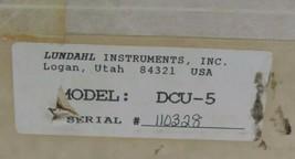 LUNDAHL DCU-5 DISTANCE CONTROL SENSOR DCU5 image 2