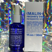 New In Box MALIN+GOETZ Recovery Treatment Oil 1 oz / 30ml Antioxidant Facial Oil