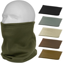 Cold Weather Poly Tactical Neck Gaiter Fleece Lined Military ECWCS Cover - $9.99