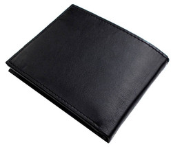 Tommy Hilfiger Men's Premium Leather Id Credit Card Coin Wallet Black 31Tl25X020 image 2